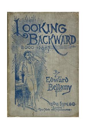 Julian West Giclee Print by Edward Bellamy