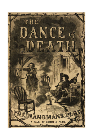 The Dance Of Death Giclee Print by Brownlow Tuevoleur