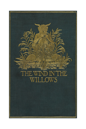 Front Cover Of the Wind in the Willows Giclee Print