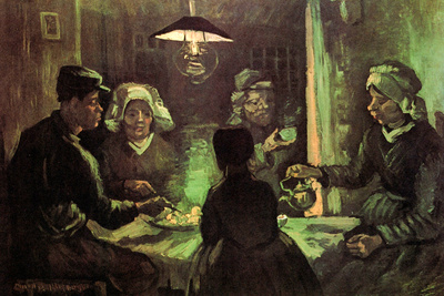 Vincent van Gogh The Potato Eaters Prints by Vincent van Gogh