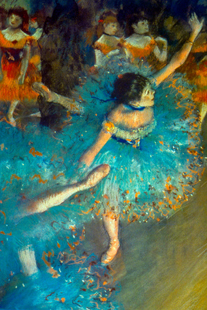 Edgar Degas Dancer Posters by Edgar Degas