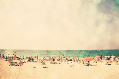 Like Something Out of a Beach Boys Song Photographic Print