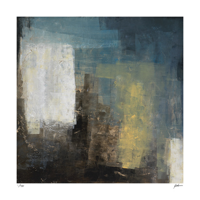 Impressions of Water Giclee Print by  Judeen