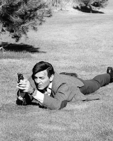 Mike Connors - Mannix Photo