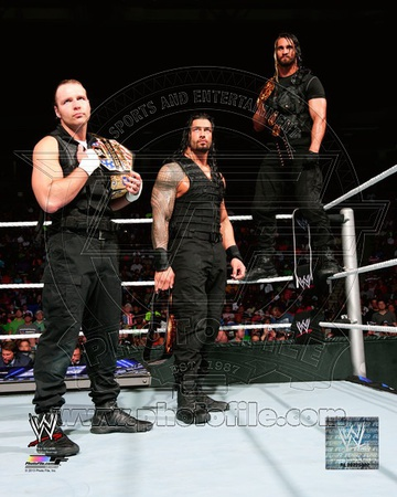 The Shield 2013 Action Photo