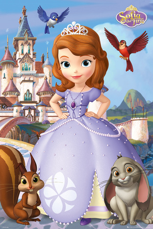Sofia the First - Cast Posters