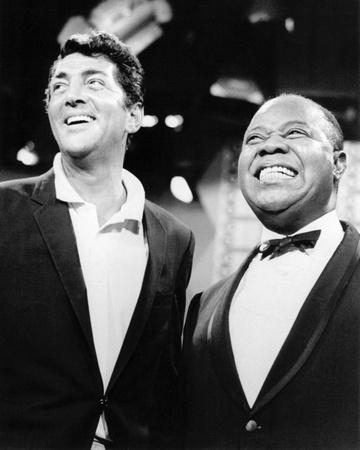 Louis Armstrong - The Dean Martin Show Photo