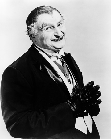 Al Lewis - The Munsters Photo