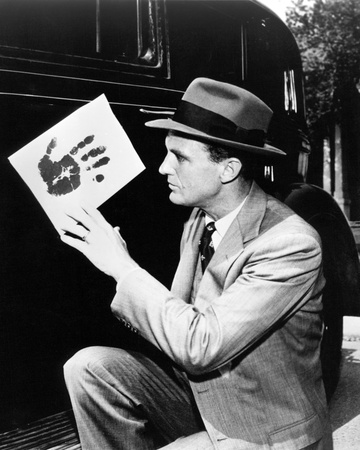 Robert Stack - The Untouchables Foto