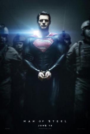 Man of Steel (Henry Cavill, Amy Adams) Movie Poster Prints