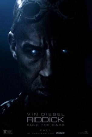 Riddick Movie Poster Prints