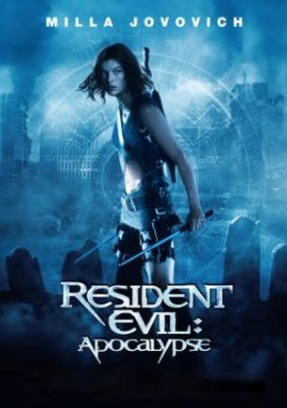 Resident Evil Apocolypse Movie Poster Posters