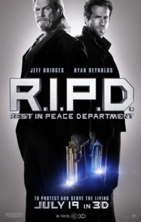 RIPD Movie Poster Posters