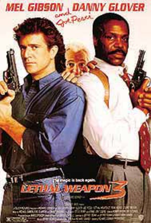 Lethal Weapon 3 (Mel Gibson, Danny Glover, Joe Pesci) Movie Poster Prints