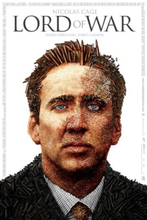 Lord of War (Nicolas Cage) Movie Poster Póster