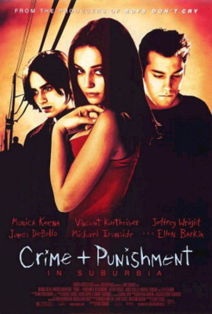 Crime And Punishment In Suburbia (Monica Keena) Movie Poster Posters