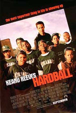 Hardball (Keanu Reeves) Movie Poster Posters