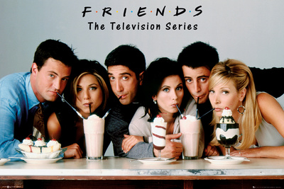 Friends - Milkshake Foto