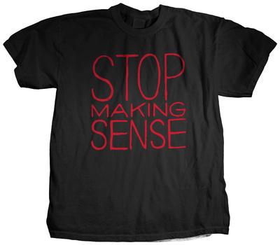 Talking Heads - Stop Making Sense T-shirts
