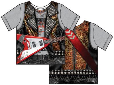 Toddler: RockStar Costume Tee T-Shirt