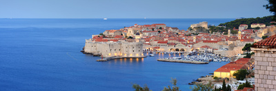 Croatia, Dalmatia, Dubrovnik, Old Town (Stari Grad) Photographic Print by Alan Copson