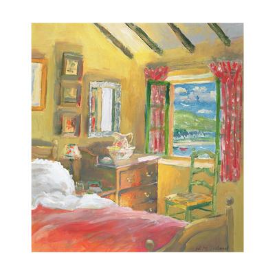 Arran View, C.2000 Giclee Print by William Ireland
