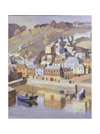 Mevagissey, 1939 Giclee Print by Mary Nancy Skempton