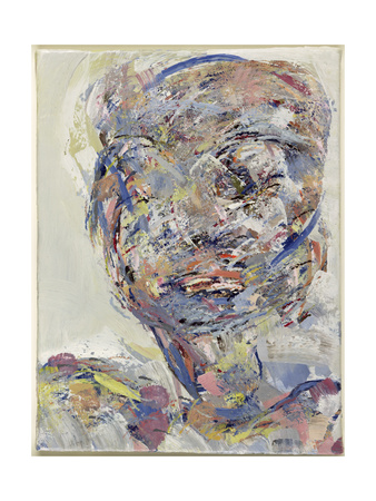 Head of a Woman, 1999 Giclee Print by Stephen Finer