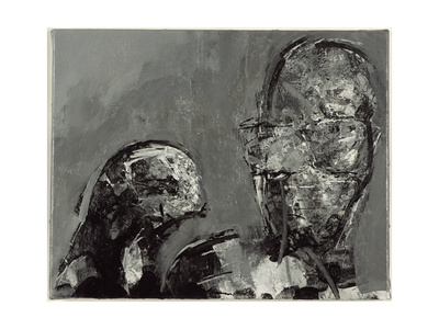 Gill Bastedo and Stephen Finer, 1998 Giclee Print by Stephen Finer