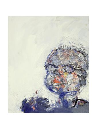 Sir Morris Finer, 1999 Giclee Print by Stephen Finer