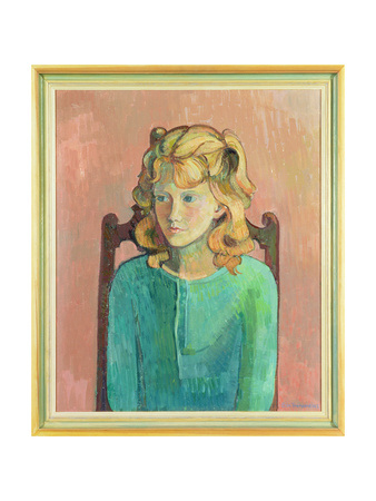 Molly, 1990 Giclee Print by Erin Townsend