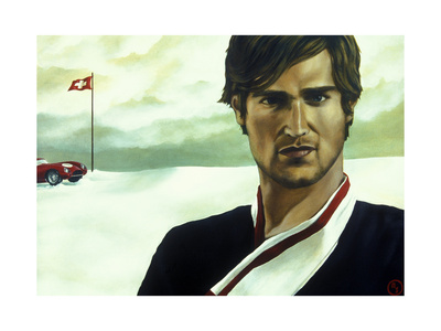 Terence Has an Altitude Giclee Print by Alix Soubiran-Hall