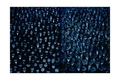 Mourning, 1996 Giclee Print by Tamas Galambos