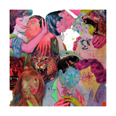 Fie Boys and Five Girls Prints by Shark Toof
