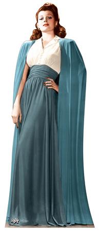 Rita Hayworth Lifesize Standup Figura de cartón