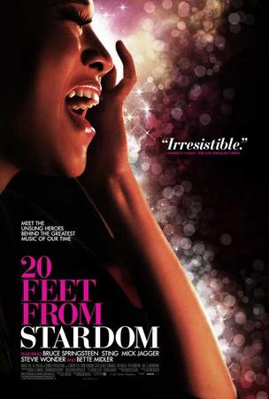 Twenty Feet from Stardom Movie Poster Masterprint