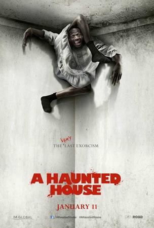 A Haunted House (Marlon Wayans, Essence Atkins, Marlene Forte) Movie Poster Prints