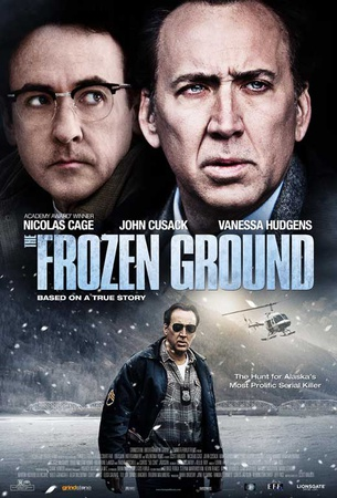 The Frozen Ground (Nicolas Cage, Vanessa Hudgens, Dean Norris) Movie Poster Masterprint
