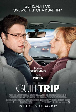 The Guilt Trip Movie Poster Masterprint