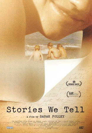 Stories We Tell Movie Poster Masterprint