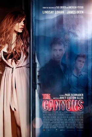 The Canyons Movie Poster Neuheit