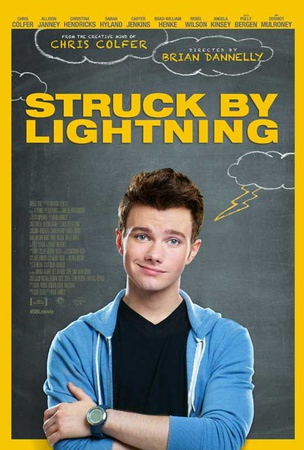 Struck By Lightning Movie Poster Masterprint
