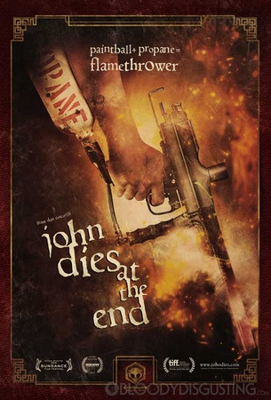 John Dies at the End (Chase Williamson, Rob Mayes, Paul Giamatti) Movie Poster Masterprint