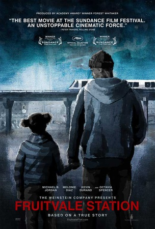 Fruitvale Station Movie Poster Masterprint