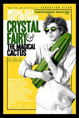 Crystal Fairy Movie Poster Masterprint!