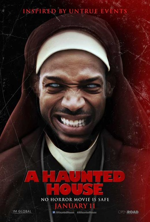 A Haunted House (Marlon Wayans, Essence Atkins, Marlene Forte) Movie Poster Posters