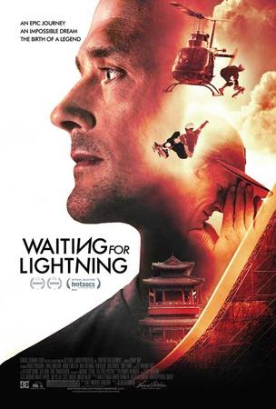Waiting for Lightning Movie Poster Masterprint
