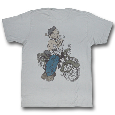 Popeye - Cycle T-Shirts