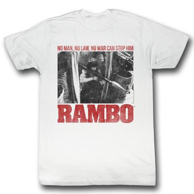 Rambo - No One Shirts