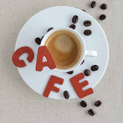 Pause Café III Prints by  Chatelain